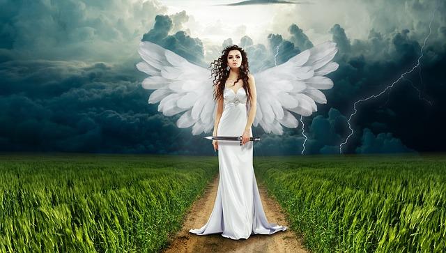天使と輪廻転生