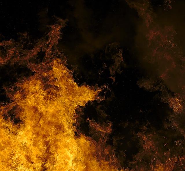地獄の焚火