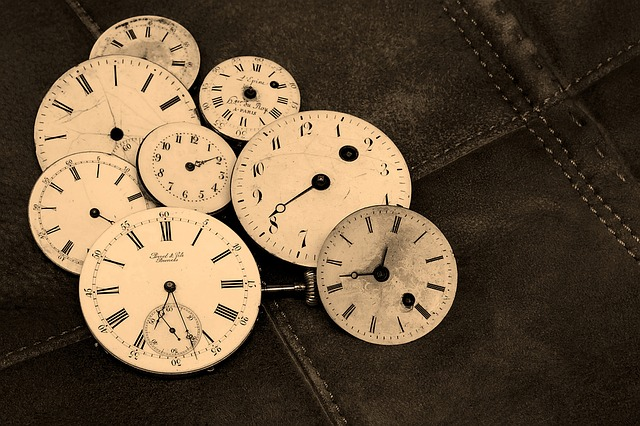 輪廻転生と時間
