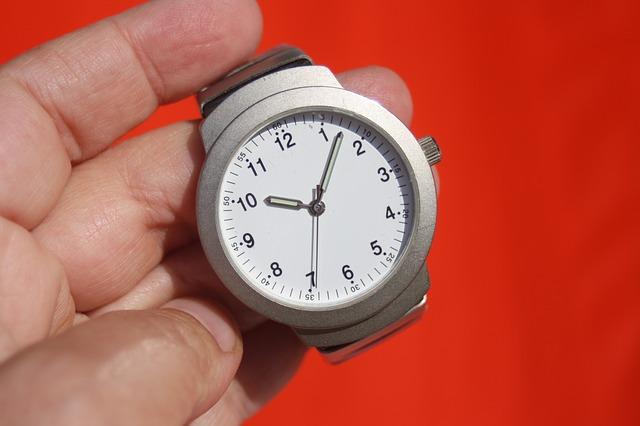 時計と神の七つの掟