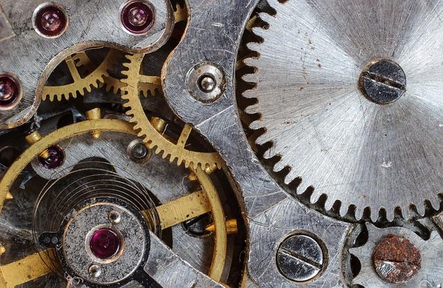 時計が壊れる修理をする
