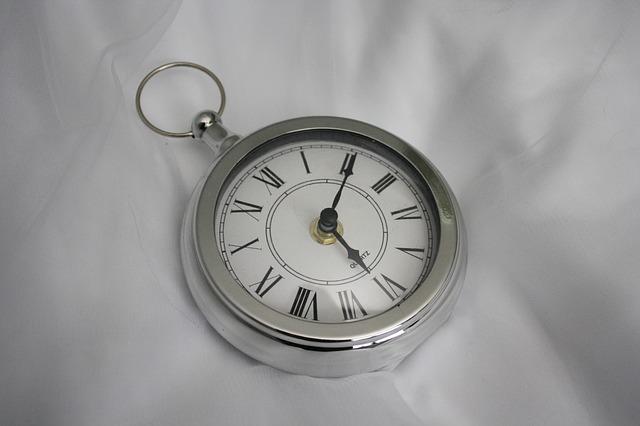 過去、未来、今、を司る時計