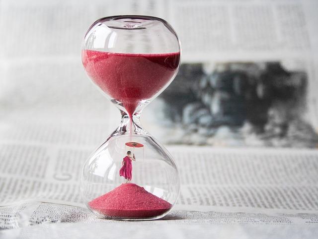 人生という時間は短い