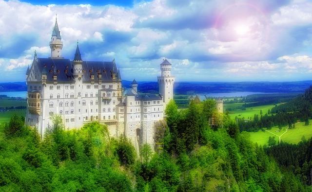 王子のお城