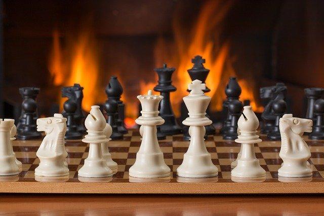 チェスと神