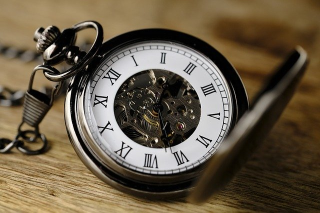 時計と不安