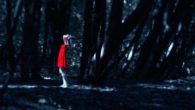 行方不明の少女