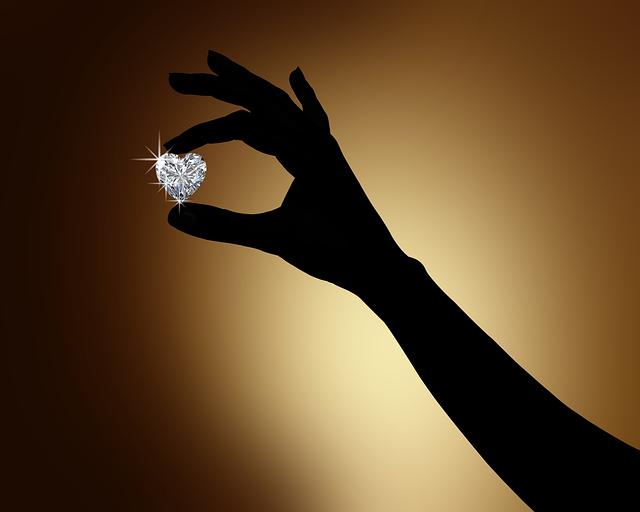 神とダイヤモンド