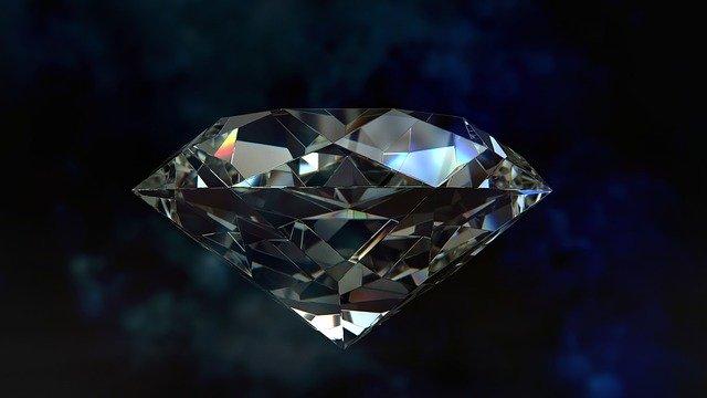 神とダイヤモンドと時間