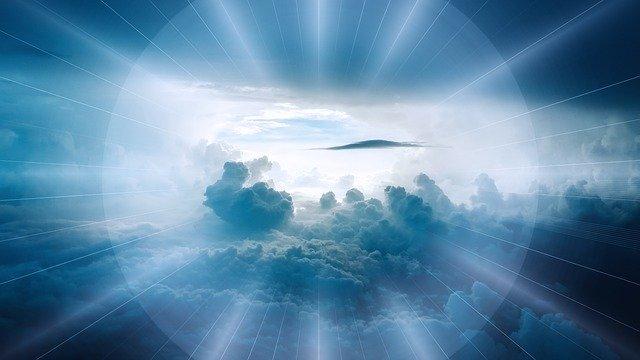 神と天国へ