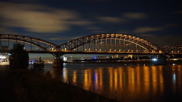 自殺橋の上
