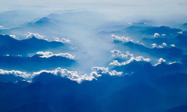 空について