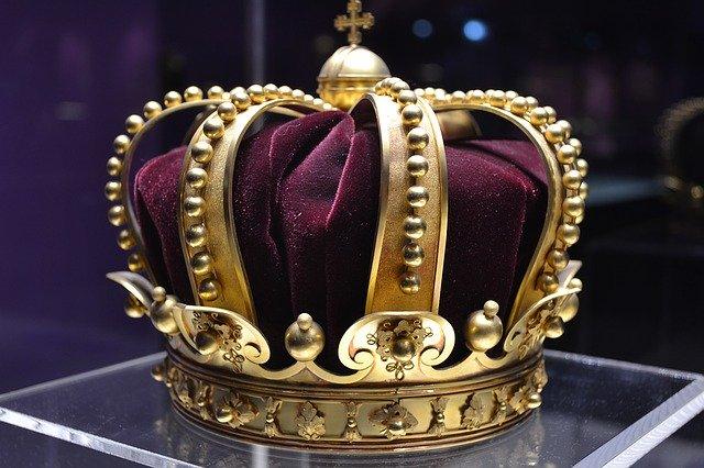 国王の見栄