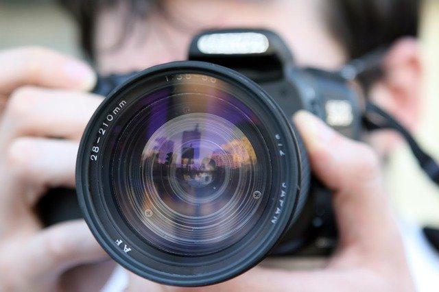 神とカメラマン