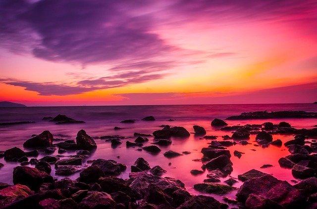 神の七つの掟と潮