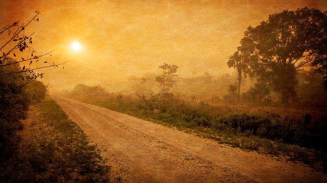 旅と道と神