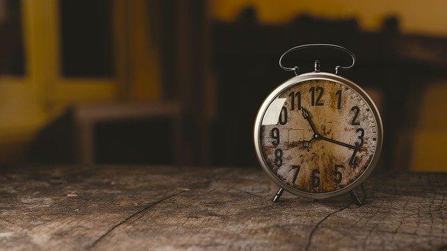 時が過ぎて行く